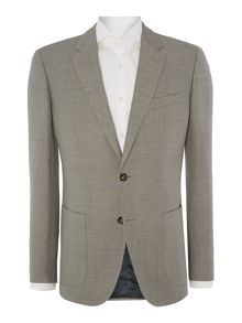 Cuypers Regular Fit Textured Jacket