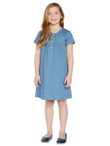 Delilah denim dress