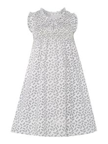 Nuala Flower Print Dress