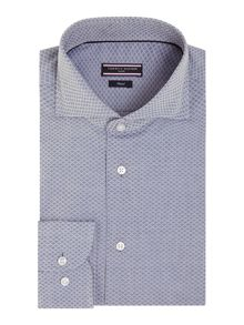 Tommy Hilfiger Dobby Regular Fit Shirt