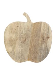Dickins & Jones Apple chopping board
