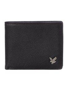 Lyle and Scott Leather wallet in a box