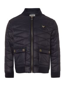 Boy`s bomber jacket