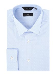 Paul Smith London Textured Slim Fit Shirt