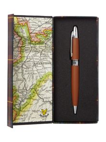 Lyle and Scott Pen In A Box