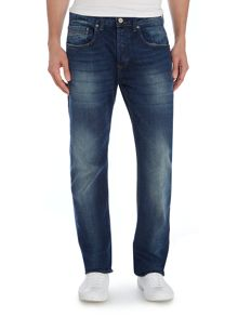 Boxsir Medium Wash Mid Rise Jeans