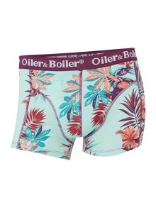 3 pack paradise floral trunk
