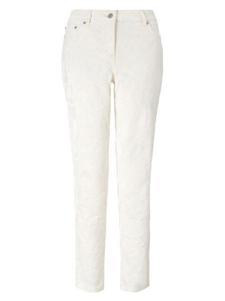 Phase Eight Jada rose jacquard jeans