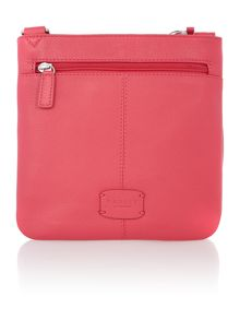 Pocketbag pink small cossbody bag