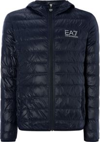 EA7 Full Zip Long Sleeve Jacket