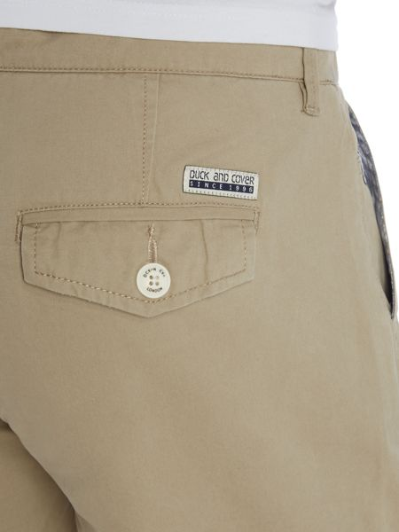 Duck and Cover Chino Shorts