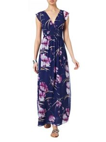 Phase Eight Hiromi print maxi dress