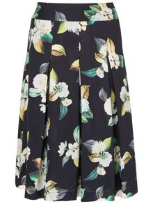 Phase Eight Nadia print skirt