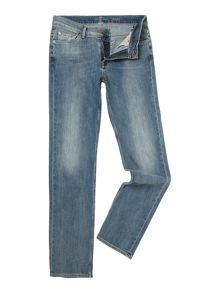 American coast slim light wash jeans