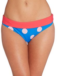 Minnie folded bikini brief