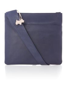 Radley Pocket bag navy large crossbody bag