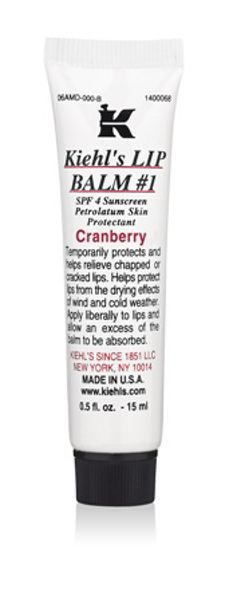 Kiehls Lip Balm #1 Cranberry 15ml