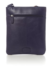 Radley Pocketbag navy medium crossbody bag