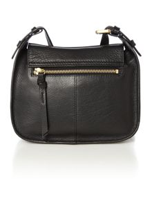 Threadneedle street black small crossbody bag