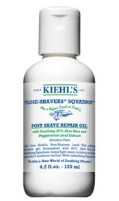 Kiehls Post Shave Repair Gel 125ml