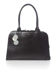 Millbank black large tote bag