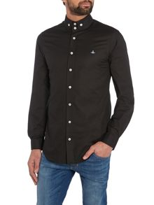 Longsleeve oxford shirt