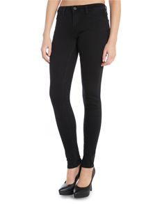 Levi's 535 legging in soft black