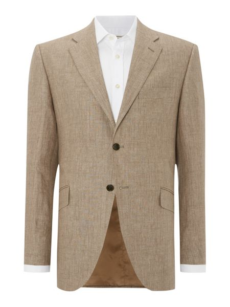 Howick Tailored Fabens Sb2 Linen Jacket