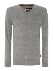Barbane v neck jumper