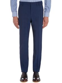Classic wool suit trousers