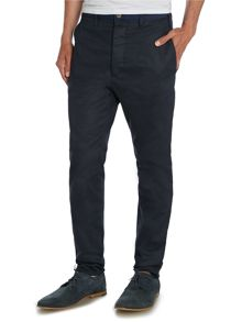 Coated cotton chino