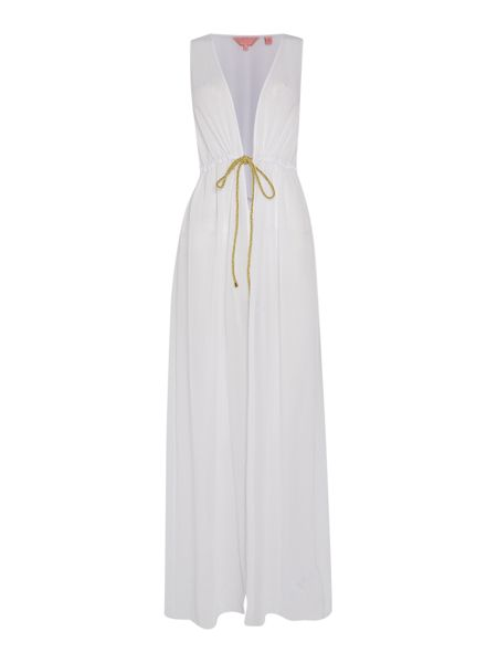 Ted Baker Gold Stripe Fayre cover up