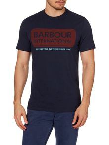 International logo tee