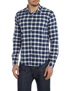 Barbour Haden check shirt