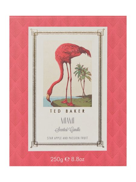 Ted Baker Miami Candle
