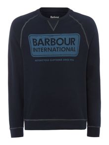 International Logo Sweat