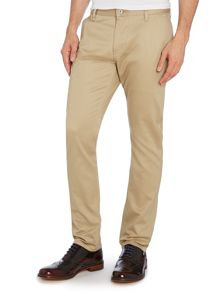 Alpha skinny fit chino