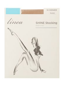 Linea Shine 10 den stockings