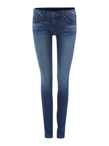 True Religion Stella Super T skinny jean in caught glance
