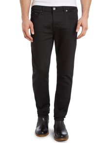 Rocco Slim Fit Black Jean