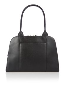 Millbank black medium tote bag