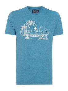Hawaii Graphic T-Shirt
