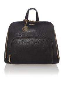 Tribeca black backpack
