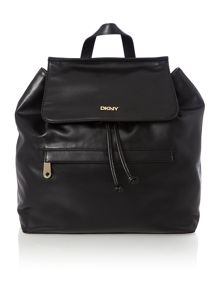 Greenwich black backpack