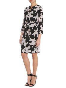 Paul Smith Black Label Tunic dress with floral print