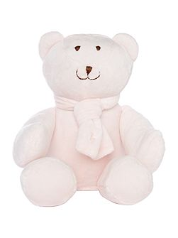 Baby Teddy Bear Plush Comforter
