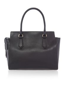 Osla black tote bag