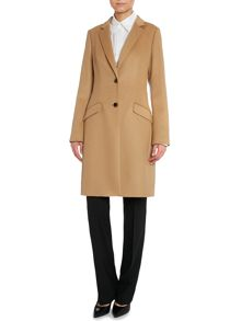 Cavira Basic Wool Coat