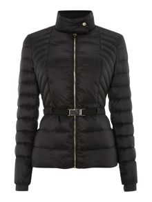 Padonia Lightweight Belted Padded Jacket