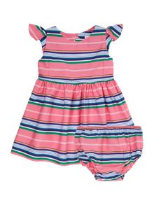 Baby Girls Stripe Dress